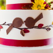 Wedding Cake Detail — Stock Photo #37135801
