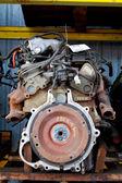 Auto Salvage Repair Engine Blocks — Stock Photo