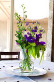 Wedding Flower Decor — Stock Photo
