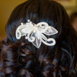 Stock Photo: Bridal Beauty Hair