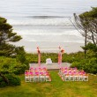 Coastal Wedding Venue — Stock Photo #37153061