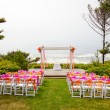 Coastal Wedding Venue — Stock Photo #37153285