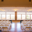 Indoor Wedding Venue — Stock Photo #37153587