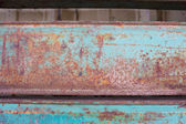 Rusty Metal Abstract — Stock Photo