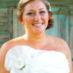 Beautiful Bride Wedding Day — Stock Photo #37404043
