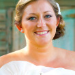 Beautiful Bride Wedding Day — Stock Photo