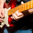 Guitarist Detail — Stock Photo #38023119