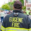 Stock Photo: Eugene Fire Marshall Eugene, OR