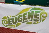 2013 Eugene Marathon Logo Eugene, OR — Stock Photo