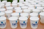 Earth2o voda v eugene, nebo — Stock fotografie