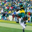 Постер, плакат: Oregon Ducks Football at Autzen Stadium