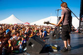 Hawk Nelson Performs at Creation NW 2006 — Stock Photo