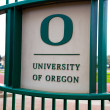 University of Oregon — Stock Photo