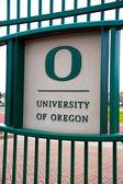 University of Oregon — Stock Photo