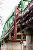 Bridge Inspection and Repairs — Stock Photo