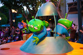 Disney Pixar Parade California Adventure — 图库照片