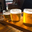 Craft Beer Sampler — Stock Photo #43326115