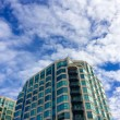 Apartment Building San Diego — Stock Photo