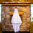 Wedding Dress for the Bride — Stock Photo #45126269