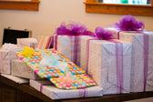 Wedding Presents — Стоковое фото