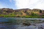 Lower Deschutes River Oregon — Stock Photo