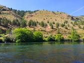 Lower Deschutes River Oregon — Stok fotoğraf