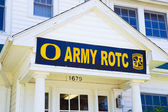 Oregon Army ROTC Program — Stock Photo