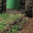 Farmer Plowing — Stock Video #36001921