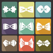 Bow ties — Stock fotografie