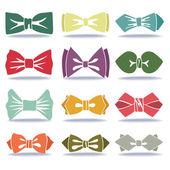 Bow ties — Stock Photo