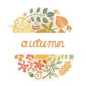 秋の紅葉 — ストック写真
