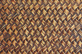 Old wicker texture background — Stock Photo