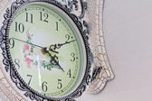 Old and vintage clock — Stock Photo