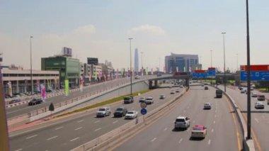UAE.Dubai.Oud Metha Road — Stock Video