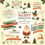 Christmas set — Stock Vector #36756947