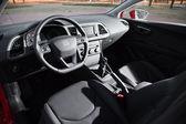 Dashboard in modern car — Stock Photo