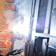 Stock Photo: Metalworker