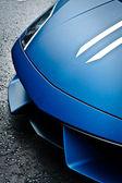 Sport car in street — Stock Photo