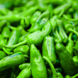 Green peppers — Stock Photo #39985845