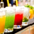 Foto de Stock  : Refreshing cocktail