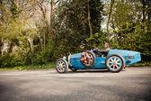 Old race car — Stock Photo