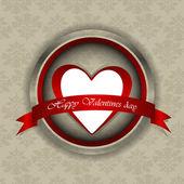 Happy ημέρα του αγίου βαλεντίνου κάρτες — Διανυσματικό Αρχείο