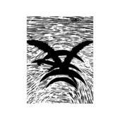 Vintage engraved illustration abstract retro style. vector illu — Stock Vector