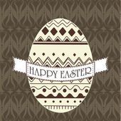 Happy easter cards — Stock Vector