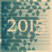 2015 european year calendar — Stok Vektör