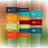 现代设计模板可以用于信息图形 — 图库矢量图片