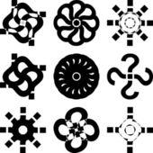 装饰元素集 — 图库矢量图片