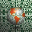 World Money — Imagen vectorial