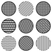Circles design elements — Stock Vector