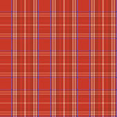 Tartan fabric texture pattern seamless — Stock Vector